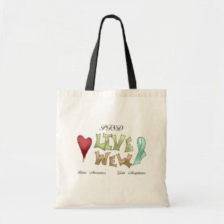 PTSD Awareness Tote Bag