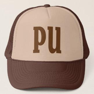 PU. Something stinks. Trucker Hat