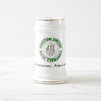 PUAFC Stien Beer Steins