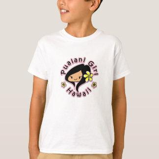 Pualani Girl Hawaii - Girls T-Shirt