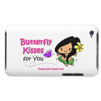 Pualani Girl Hawaii - iPod Touch Cover