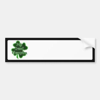 Pub Crawl Champion Bumper Stickers