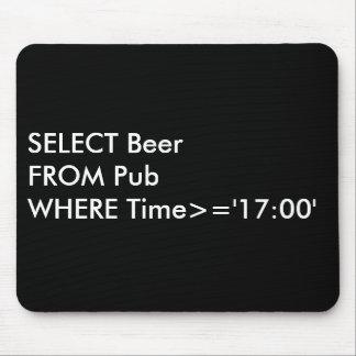 Pub SQL Mouse Mat