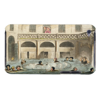 Public Bathing at Bath, or Stewing Alive, print pu iPod Touch Cases