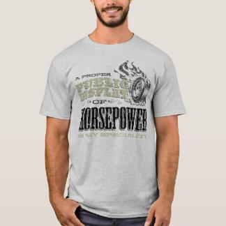 Public Display Of Horsepower T-Shirt