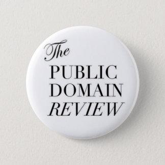 Public Domain Review badge