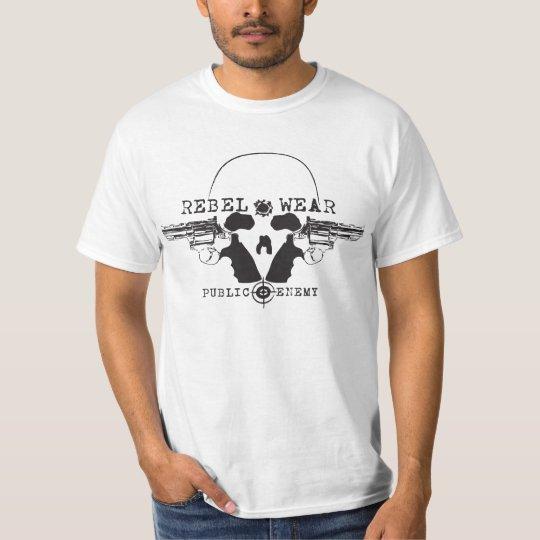 Public Enemy Men's Shirt