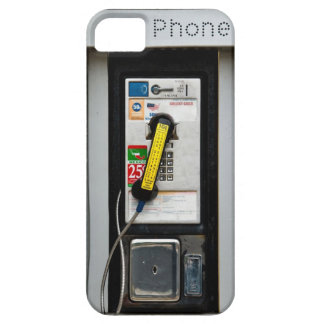 Public Phone 2 Case For The iPhone 5