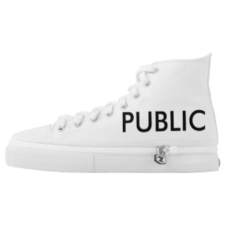 public product high tops