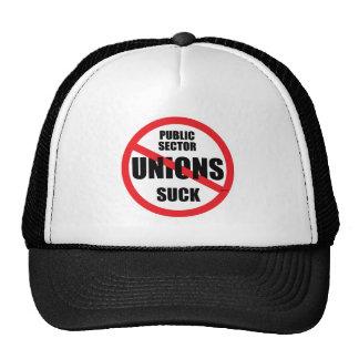 Public Sector Unions Suck Cap