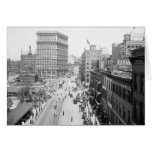 Public Square, Cleveland: 1915 Cards