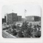 Public Square, Cleveland: 1915 Mousepads