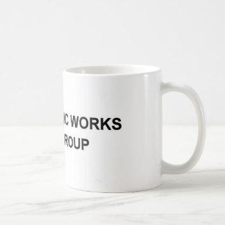 Public Works Group Mug with Large Logo