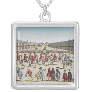Publication of the Peace Silver Plated Necklace