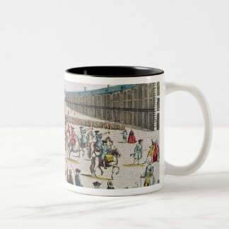 Publication of the Peace Two-Tone Coffee Mug