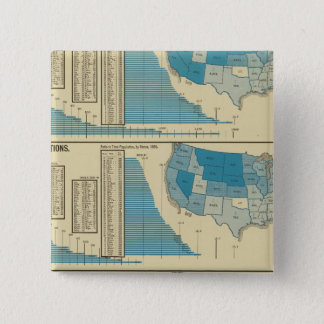 Publications 15 Cm Square Badge