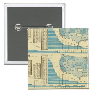 Publications and circulation 15 cm square badge