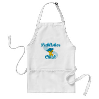 Publisher Chick #3 Standard Apron