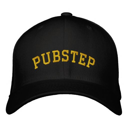 PUBSTEP CAP EMBROIDERED HAT