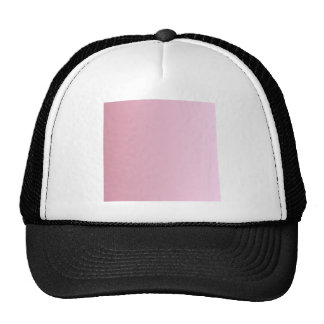 Puce to Pink Lace Vertical Gradient Trucker Hat