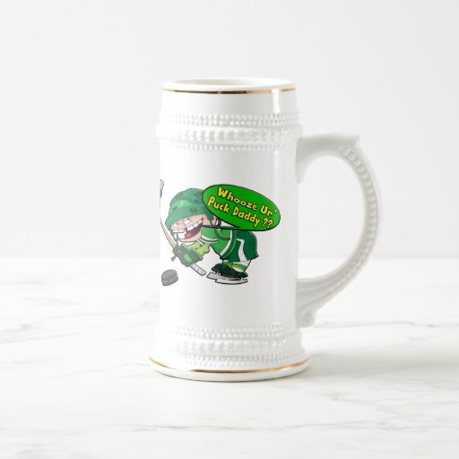 Puck Daddy Coffee Mugs