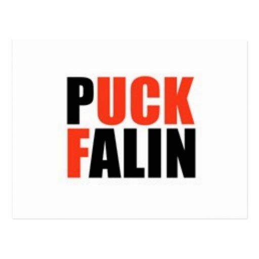 PUCK FALIN POSTCARDS