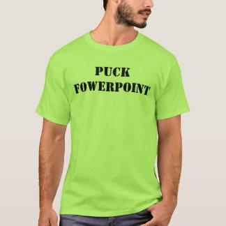 Puck Fowerpoint T-Shirt
