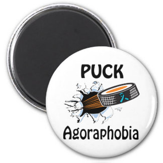 Puck The Causes Agoraphobia Magnet