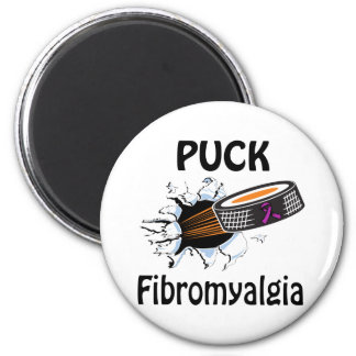 Puck The Causes Fibromyalgia Magnet