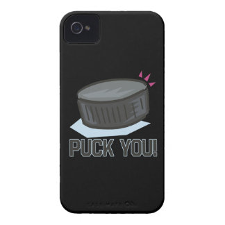 Puck You Case-Mate iPhone 4 Case