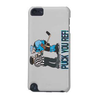 Puck You Ref iPod Touch (5th Generation) Cases