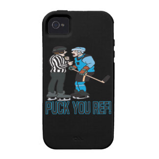 Puck You Ref iPhone 4/4S Covers