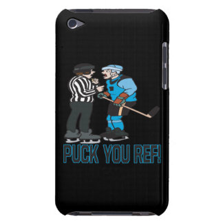 Puck You Ref Barely There iPod Covers