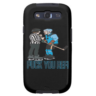 Puck You Ref Galaxy SIII Cover