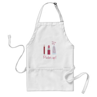 Pucker Up! Adult Apron