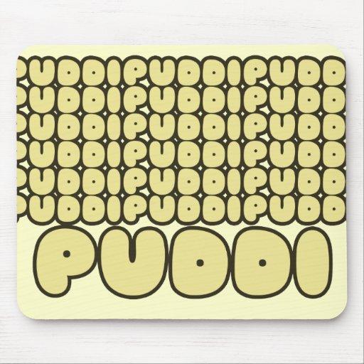 Puddi Mouse Pad