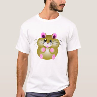Pudgy Hamster T-Shirt