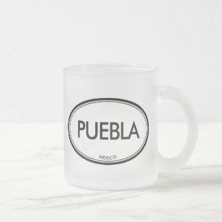 Puebla Mexico Mug