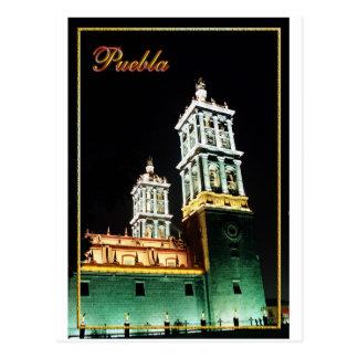 PUEBLA POSTCARD