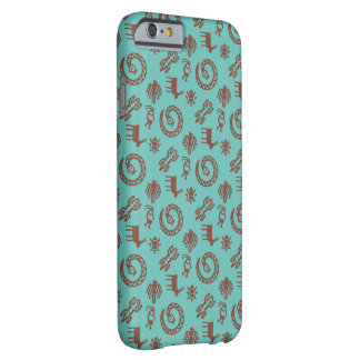 Pueblo and Turquoise Barely There iPhone 6 Case