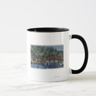 Pueblo, Colorado - Boat House & Rustic Mug