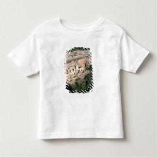 Pueblo Indian cliff dwellings Toddler T-Shirt