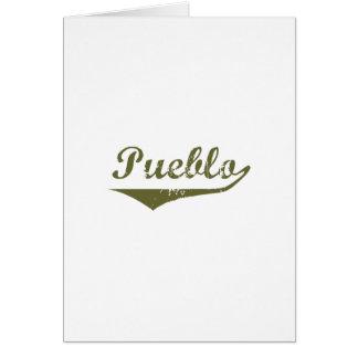 Pueblo Revolution t shirts Cards