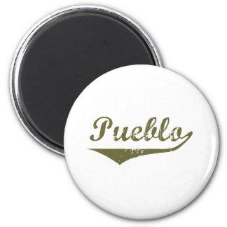 Pueblo Revolution t shirts Magnets