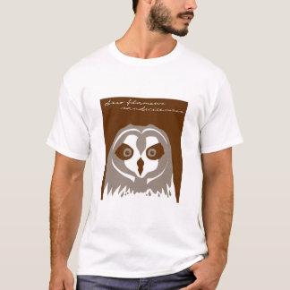 Pueo, or Hawaiian Short Eared Owl T-Shirt