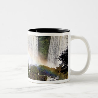 Puerto Iguazu, Argentina. The breathtaking Two-Tone Coffee Mug