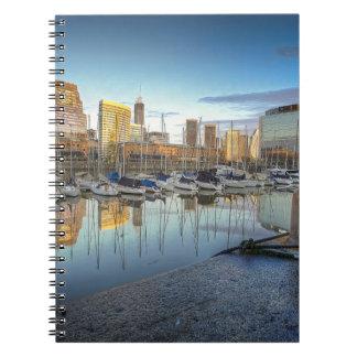 Puerto Madero Notebook