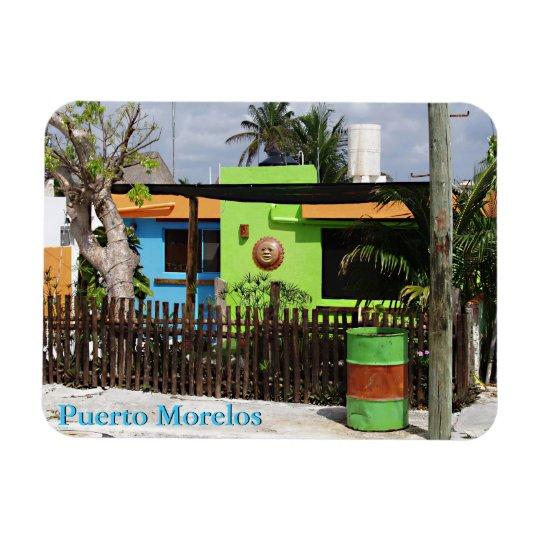 Puerto Morelos Casa Magnet