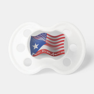 Puerto Rican-American Waving Flag Dummy