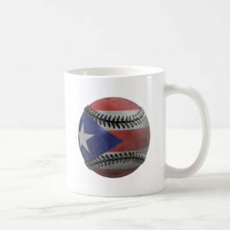 Puerto Rican Baseball Coffee Mug